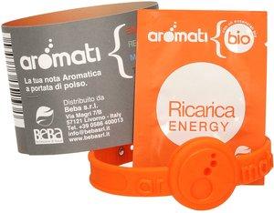 Aromaty Braccialetto Energy Beba