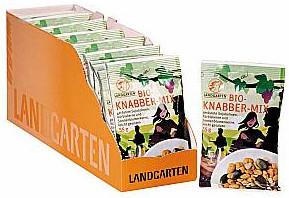 Bio Snack Mix Landgarten