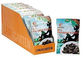 Bio Zucca Snack Landgarten