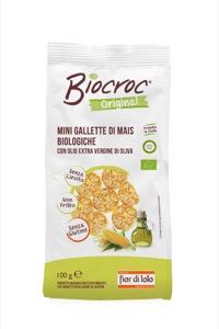 Biocrock Maxi all Olio Extravergine di Oliva Bio Fior di Loto