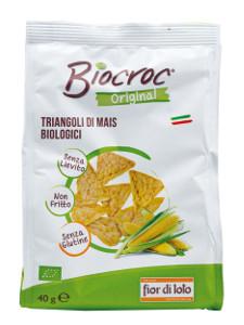 Biocrock triangoli di Mais Bio Fior di Loto