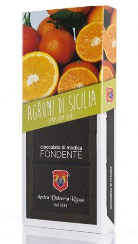 Cioccolato di Modica Agrumi di Sicilia Antica Dolceria Rizza