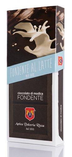 Cioccolato di Modica al Latte Antica Dolceria Rizza