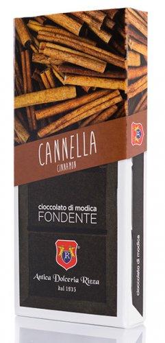 Cioccolato di Modica Cannella Antica Dolceria Rizza