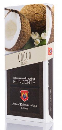 Cioccolato di Modica Cocco Antica Dolceria Rizza
