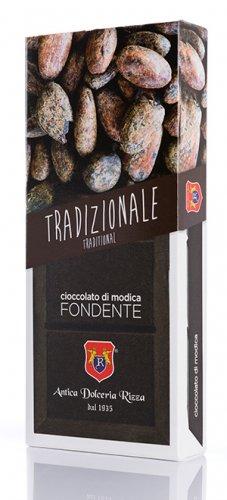 Cioccolato di Modica Fondente Extra Antica Dolceria Rizza