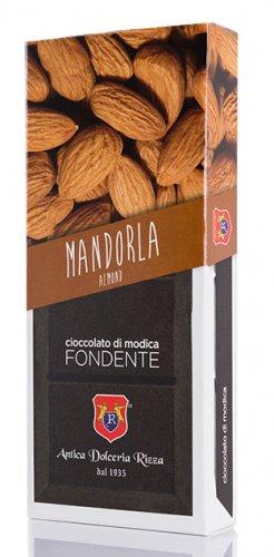 Cioccolato di Modica Mandorla Antica Dolceria Rizza