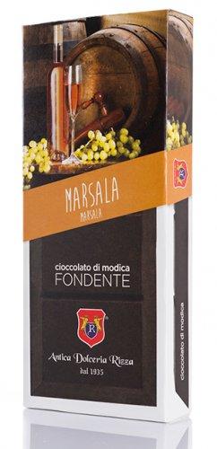 Cioccolato di Modica Marsala Antica Dolceria Rizza