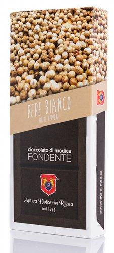 Cioccolato di Modica Pepe Bianco Antica Dolceria Rizza
