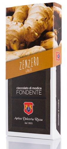 Cioccolato di Modica Zenzero Antica Dolceria Rizza