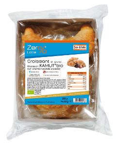 Croissant di Kamut al Cioccolato Bio Fior di Loto