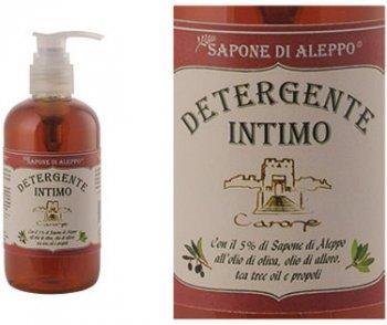 Detergente Intimo Sapone di Aleppo Carone