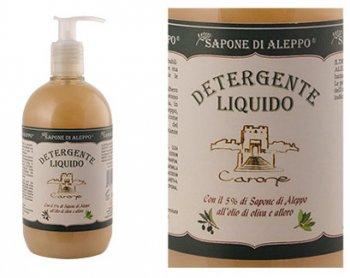 Detergente Liquido Sapone di Aleppo Carone