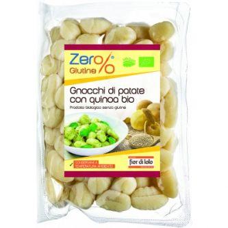 Gnocchi di patate e Quinoa BIO Fior di Loto