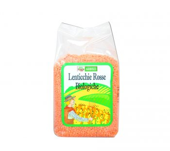 Lenticchie Rosse Bio Agribosco