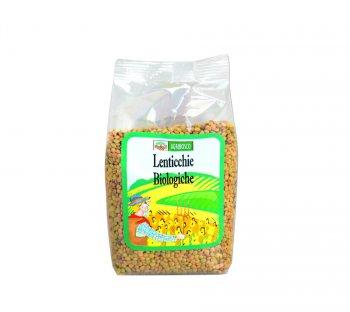 Lenticchie Verdi Bio  Agribosco