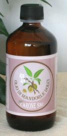 Olio di Mandorle dolci  Carone