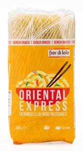 Oriental Express Vermicelli di Riso Integrale  Fior di Loto