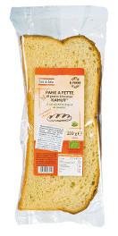 Pane di Grano Khorasan Kamuth Bianco a fette Bio Fior di Loto
