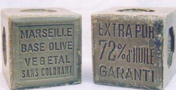 Sapone di Marsiglia Olio di Oliva Carone