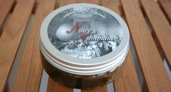 Sapone Noir di Hammam con Olio di Eucalipto Carone