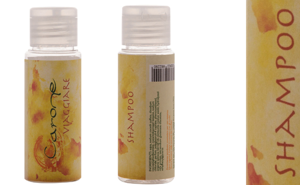 Shampoo VIAGGIARE  Carone