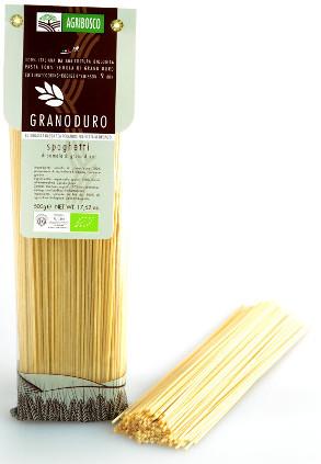Spaghetti Bio Trafilati al Bronzo Agribosco