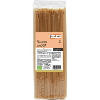 Spaghetti con soia BIO Fior di Loto