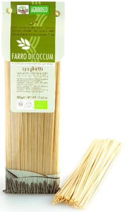 Spaghetti di Farro Bio Trafilati al Bronzo Agribosco