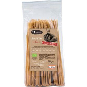 Spaghetti di grano duro cappelli BIO Fior di Loto