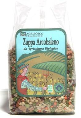 Zuppa Arcobaleno Bio Agribosco