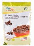 Follie di Riso con Crema di Cacao Fior di Loto