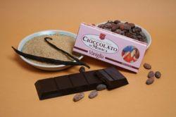 Cioccolato di Modica Vaniglia Antica Dolceria Rizza