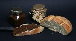 Crema spalmabile di cioccolato di Modica Nocciola Antica Dolceria Rizza