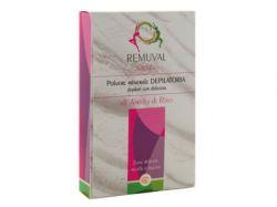 Polvere depilatoria con amido di riso REMUVAL SENSITIVE Carone