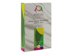 Polvere depilatoria con argilla REMUVAL Carone