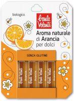 Aroma naturale di arancia per dolci Baule volante