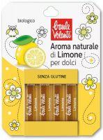 Aroma naturale di limone per dolci Baule volante