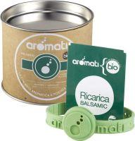 Aromati balsamic bracciale con diffusore a piastrina Aromati
