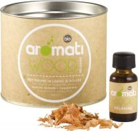 Aromati wood relaxing small - con oli essenziali bio Aromati
