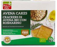 Avena cakes - crackers di avena con rosmarino La finestra sul cielo