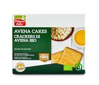 Avena cakes - crackers di avena La finestra sul cielo