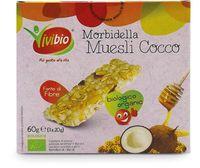 Barretta morbidella muesli cocco Vivibio
