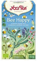 Bee happy Yogi tea