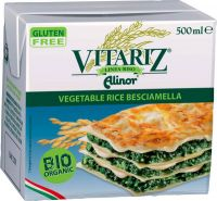 Besciamella di riso Vitariz
