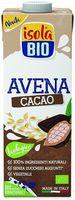 Bevanda a base di avena con cacao Isola bio