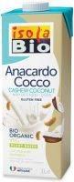 Bevanda anacardo e cocco Isola bio
