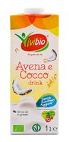 Bevanda avena cocco drink Vivibio