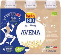 Bevanda avena on the go Isola bio