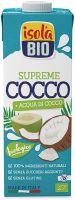 Bevanda latte di cocco e acqua di cocco supreme Isola bio